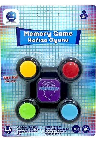 Sesli ve Işıklı Hafıza Oyunu