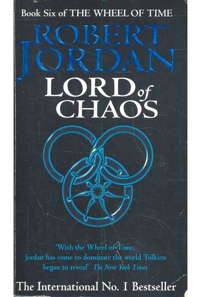 The Wheel Of Time 6: Lord Of Chaos