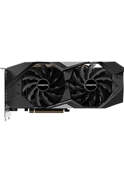 Gigabyte GeForce GTX 1660Ti Windforce 6GB 192Bit GDDR6 DX(12) PCI-E 3.0 Ekran Kartı GV-N166TWF2-6GD