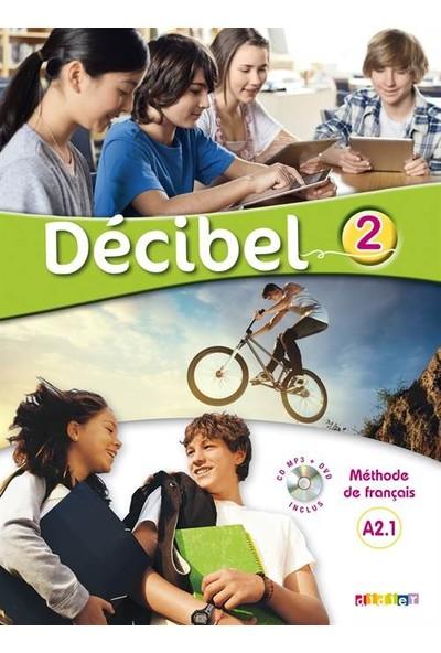 Décibel 2 Niv. A2.1 - Livre + CD Mp3 + DVD