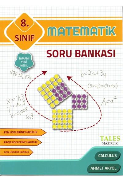 Calculus Yayınları Tales Hazırlık 8. Sınıf Matematik Soru Bankası 2019