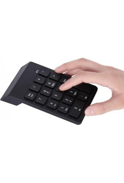 Rekor Wireless Numpad Numerik Klavye
