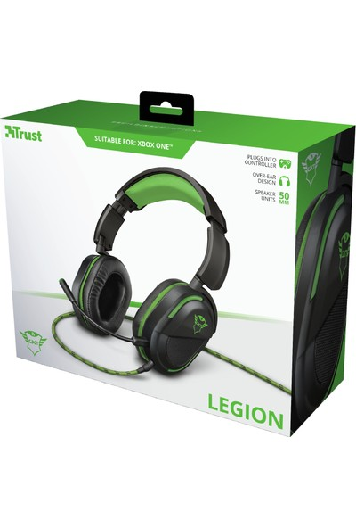 Trust GXT 422G Legion Gaming Headset Pc ve PS4 Uyumlu Xbox One Kulaklık