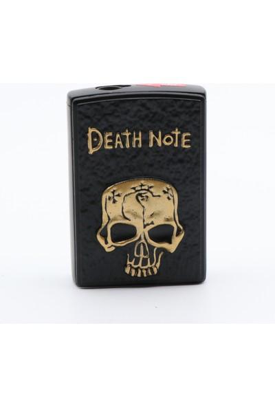 Nirvana Death Note Kuru Kafa Gazlı Çakmak