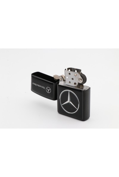 Nirvana Mercedes Logo Benzinli Çakmak