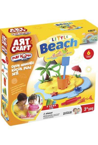 Art Craft Plaj Seti Oyun Hamuru 150 gr
