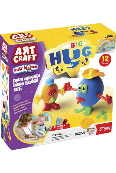 Art Craft İnsan Figürü Seti Oyun Hamuru 150 gr