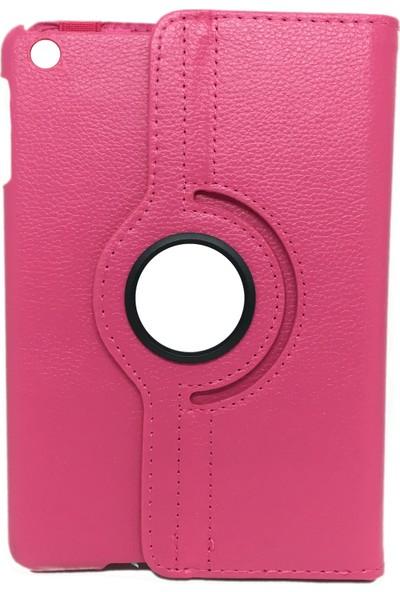 Cepmarketim Apple iPad Mini Döner Stand Tablet Kılıfı - Pembe