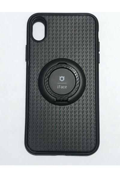 iface Apple iPhone XR iface Yüzüklü Standlı Mıknatıslı Kılıf