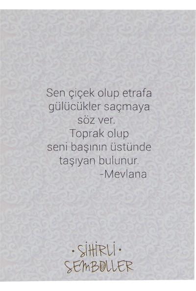 Aşk Sembollü Hediye Kartı - Sihirli Semboller