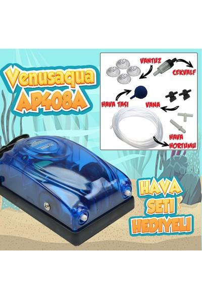 Venusaqua AP408A Hava Motoru + 3 cm Yuvarlak Hava Seti