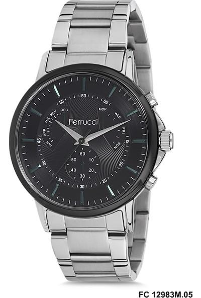 Ferrucci FC12983M05 Metal Erkek Kol Saati