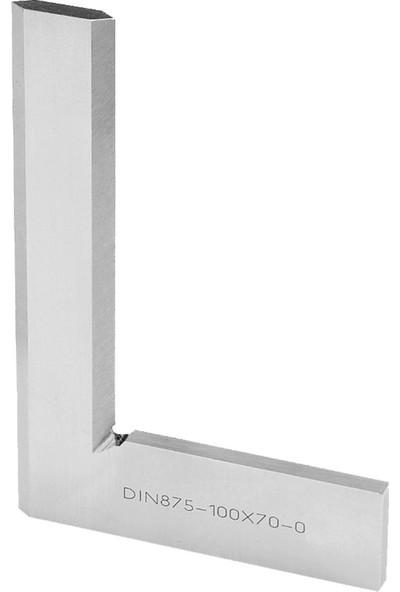 Gfb Kıl Gönye - Dın 875/1 - 100 x 150 mm