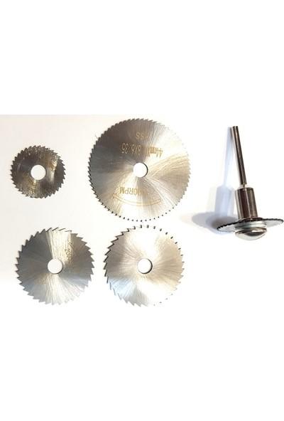 Paltava Testere Seti 6 Parça Metal ve Ahşap Için Gümüş