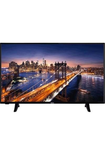 """Regal 43R7540U 43"""" 109 Ekran Uydu Alıcılı 4K Ultra HD LED TV"""