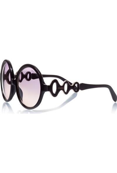 Emilio Pucci EP 0039 01B Kadın Güneş Gözlüğü