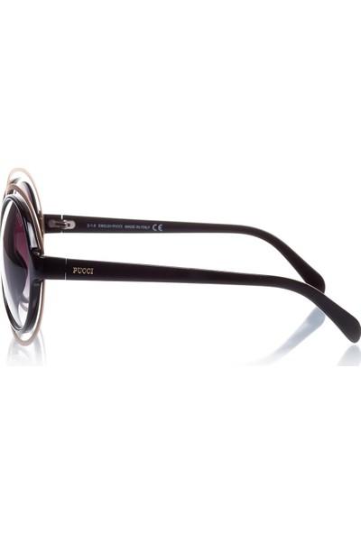 Emilio Pucci EP 0055 01B Kadın Güneş Gözlüğü