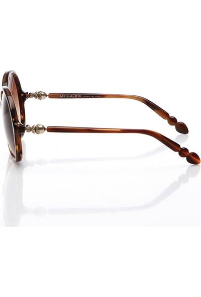 Mila Zegna Baruffa MZ 500 01 Kadın Güneş Gözlüğü