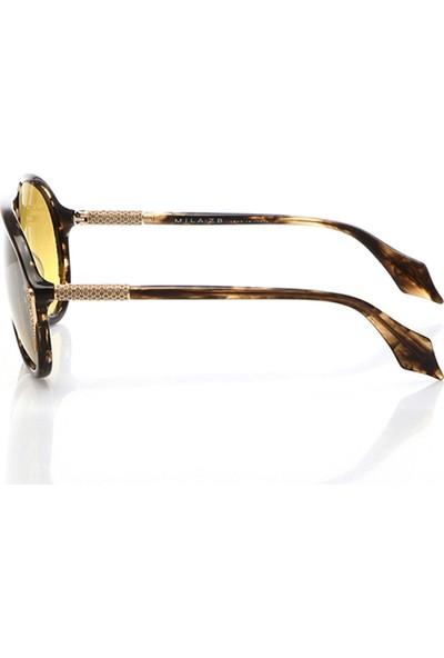 Mila Zegna Baruffa MZ 503 02 Kadın Güneş Gözlüğü