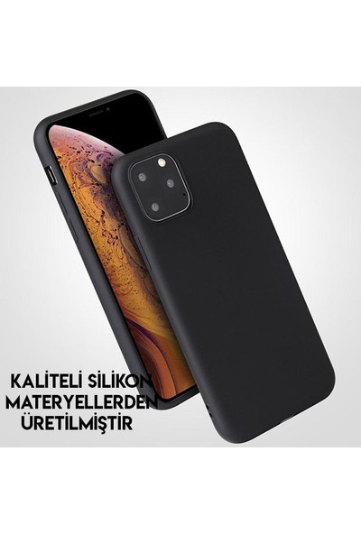 "Ssmobil Apple iPhone 11 Pro 5.8"" Soft Tpu Silikon Kılıf SS-31354 Lacivert"