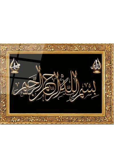 Disegno Cam Tablo Dini Tablo 50 x 70 cm Uv Baskı Temperli