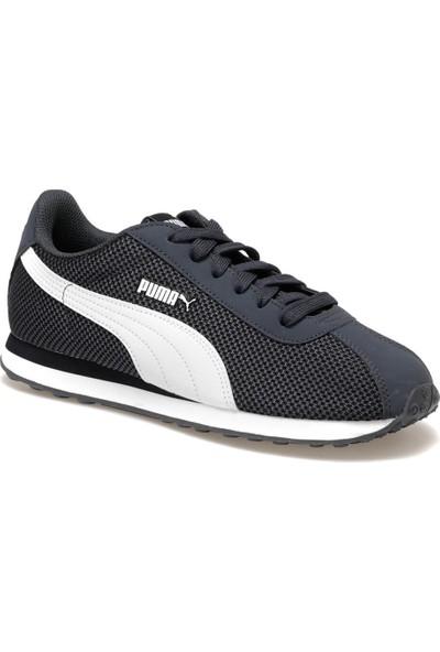 Puma Turın Mesh Lacivert Erkek Çocuk Sneaker Ayakkabı
