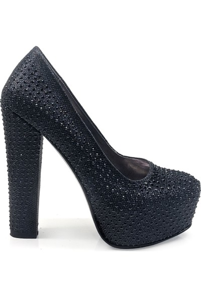BB Shoes Monrea Abiye Siyah Renk
