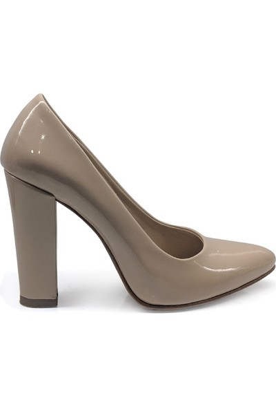 BB Shoes Stiletto Classic Abiye Ten Rengi