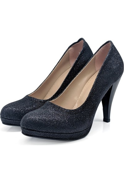 BB Shoes Divina Abiye Siyah Renk