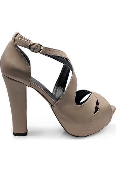 BB Shoes Aria Abiye Ten Rengi