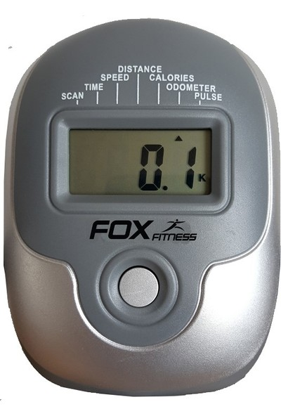 Fox Fitness 850U Nabız Ölçerli Manyetik Kondisyon Bisikleti