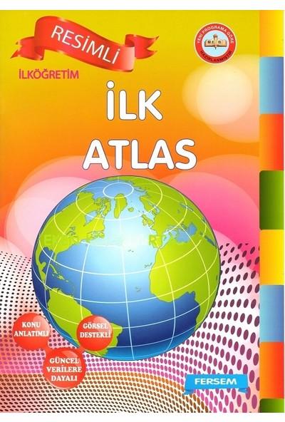 Fersem Yayınları İlk Atlası Resimli
