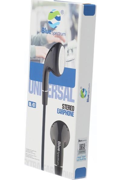 Blue Spectrum Bl-01 Universal Kulak Içi Kulaklık Siyah