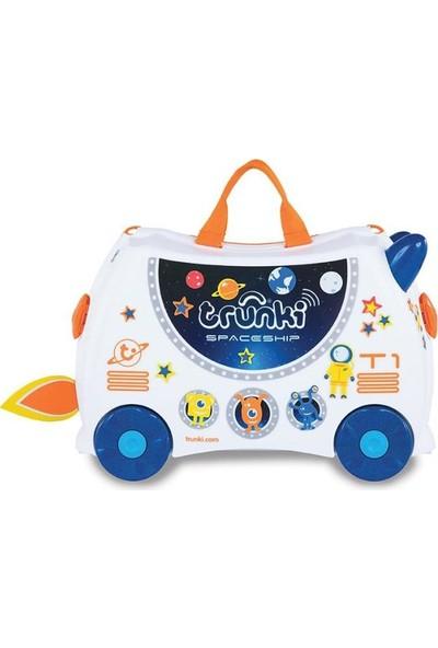 Trunki Çocuk Bavulu - Uzay Gemisi Skye