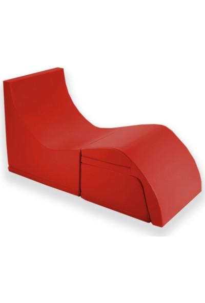 Umbra Q-Chaıse Koltuk, Kırmızı, 320210-505