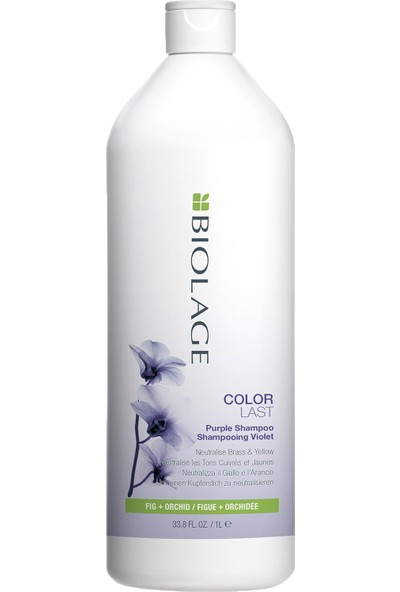 Bıolage Color Last Purple Şampuan 1 Litre