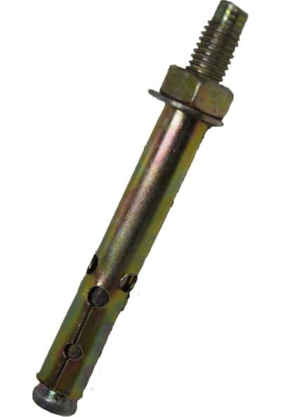 Dübelci̇ Çelik Dübel Gömlekli Dübelci 10 x 110 mm 10'lu