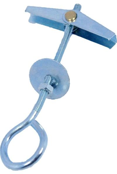 Dübelci̇ Çelik Dübel Halka Başlı Alçıpan ve Boşluk Alfa 3 x 85 mm 10'lu