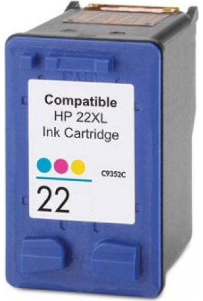 Stardust HP 22-C9352A Renkli Kartuş