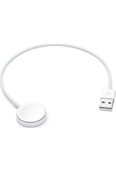 Apple Watch Manyetik Şarj Kablosu 0.3m - MU9J2ZM/A