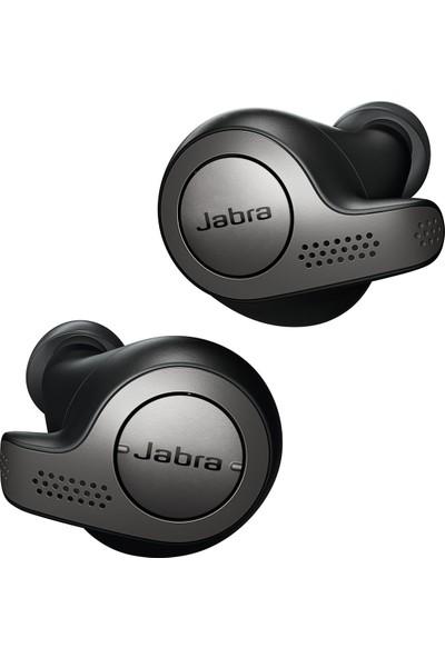 Jabra Elite 65T Bluetooth Kulaklık Titanyum Siyah