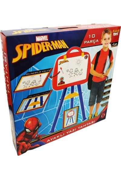 Furkan Toys Spiderman Lisanslı Ayaklı Yazı Tahtası