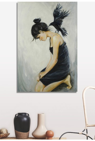 Decoizm Dekoratif Kanvas Tablo