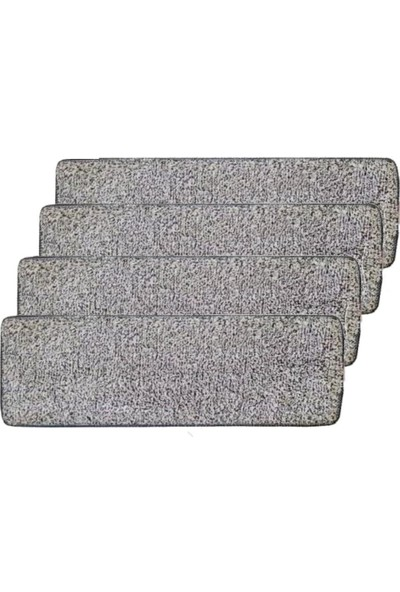 Turuncu Koli Tablet Mop Yedek Microfiber Bez 3 Adet