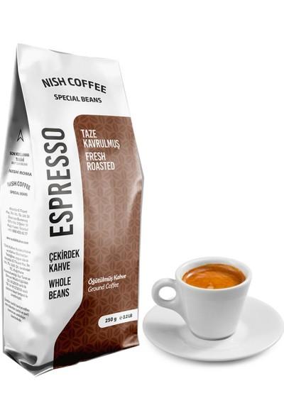 Nish Kahve Espresso Roma Kahve 2 x 250 gr