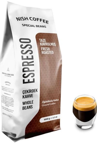 Nish Kahve Espresso Italy Kahve 1 kg