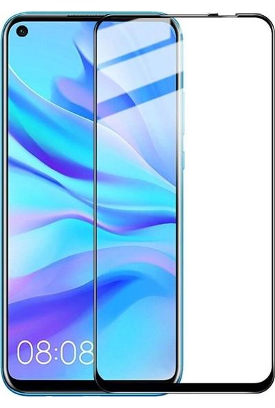 Efsunkar Huawei Mate 30 Lite Full Tam kaplayan Ekran Koruyucu