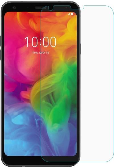 Efsunkar LG Q60 Tempered Ekran Koruyucu