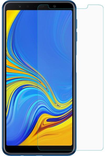 Efsunkar Samsung Galaxy A5 2018 Tempered Ekran Koruyucu