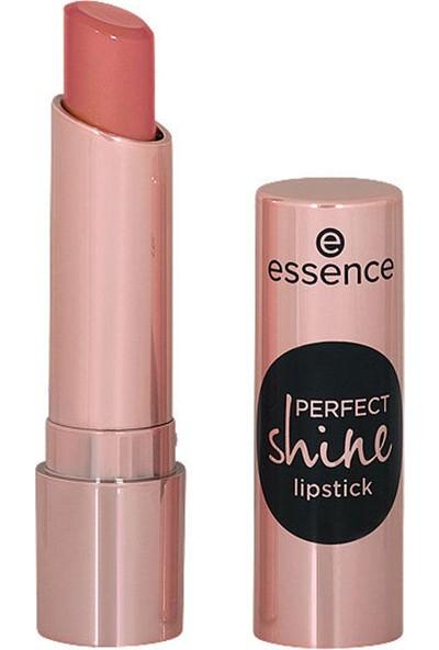 Essence Lipstick Ruj Perfect Shine No: 02